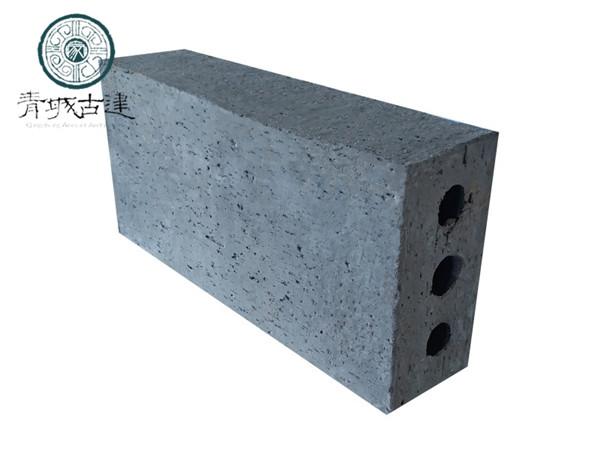 仿古青砖是如何制作的