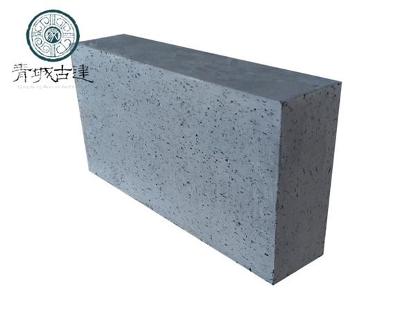 怎样把握好仿古青砖的生产质量